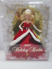 Mattel 2007 Holiday Barbie BRAND NEW NRFB
