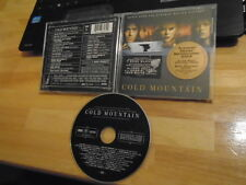 Cold Mountain CD soundtrack JACK WHITE stripes Alison Krauss Gabriel Yared score
