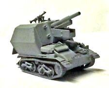 Milicast G288 1/76 Resin WWII German105mm le FH-16 Sfl auf Gescheutzpanzer Mk.VI