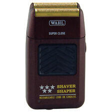 Brand New Wahl Professional Rechargeable 5 Star Shaver -Bump Free Shaving- 8061