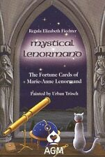 Mystical Lenormand Urban Trosch Fortune Telling Oracle Cards Deck