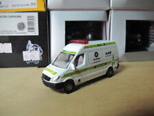 Mercedes Benz Sprinter New Zeland St. John ambulance toy car siku free ship