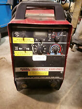 LINCOLN INVERTEC V300-PRO WELDING POWER SOURCE W/ LN-742 FEEDER