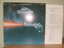 LEGS DIAMOND - Fire Power LP W/Insert 1979 Cream Records CR 1010 Ex