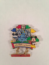 Pin 2583 Four Parks One World  Disney Pin