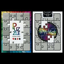 Puzzled Playing Cards by US Playing Card Co Poker Spielkarten