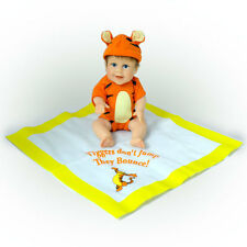 Tiggers Don't Jump They Bounce Doll Disney - Sherry Rawn Ashton Drake