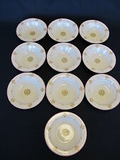 St Albans O P Co Syracuse China 10 Cereal Soup Bowl No RR stamp Pattern MPRR