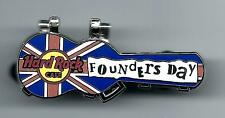 Hard Rock Cafe ONLINE Founders Day Series 2013. Pin. You Bid on ONE Pin. P.4*