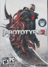 Prototype 2 - PROTOTYPE II Radnet Limited Ed. - PC Game Windows XP,Vista,7,8 NEW