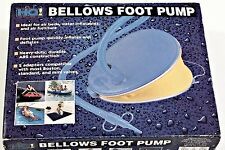 Bellows Foot Air Pump For Water sports, Camping, Home Use - Make an offer.