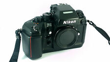 Nikon F4 + DP-20 Prism, AN-4B strap & cap. Pro Choice 'MINT-' fully tested Cond.