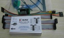 New Xilinx Altera FPGA CPLD USB Download Cable JTAG Blaster CY7C68013A + XC2C256