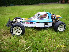 WOW !!! New Kyosho Optima body and driver !!! 039