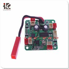 1x PCB Circuit Board 380V 4Channel 2.4G UFO Quadcopter, RC Helicopter,Aircraft