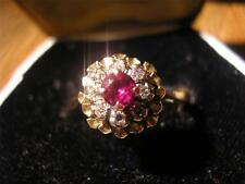 Beautiful Art Deco 18ct Gold, Ruby & Diamond Ring, MBCo, Murrle Bennett?