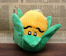 """8"""" Plant vs. Zombies GAME Cute Plush Toy Soft Doll Corn Pitcher New xmas Gift"""