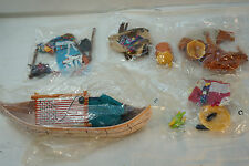 TOTSY DOLL ACCESSORIES INDIAN CLOTHES SETS OUTFITS FOR 11.5in DOLLS NIP SEALED