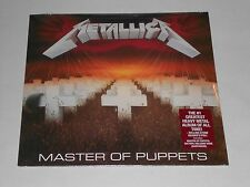 METALLICA  Master Of Puppets  LP NEW SEALED VINYL