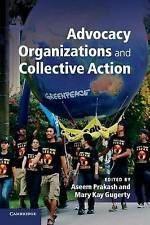 Advocacy Organizations and Collective Action, , New condition, Book