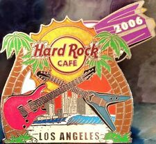 """Hard Rock Cafe LOS ANGELES 2006 """"Show Must Go On"""" CLOSING PIN Catalog #35461"""