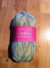Sirdar Snuggly CROFTER DK Yarn 50g - 0163 - Angus  - Lot 136431