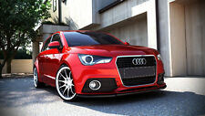 Audi A1 8X 10-13 Front Bumper Lower Lip spoiler Cup Chin Valance Splitter S-Line