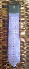 Men's M&S Collection Tie - LILAC - NEW with tag