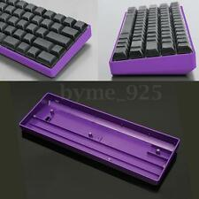 60% Mechanical Keyboard Plastic Purple Case Frame for GH60 for POKER2 for FACEU