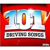 Various Artists - 101 Driving Songs 2008 EMI 5xDisc Fat Box CD