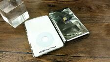 white front faceplate  back housing case clickwheel for ipod 5th gen video 80gb