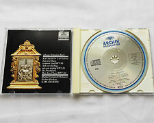 BACH Cantatas BWV 80, 26 & 116/ K.RICHTER - W.GERMANY (PDO) CD ARCHIV 427 130-2