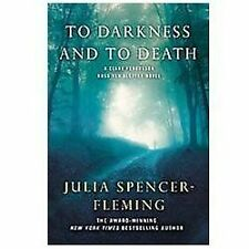 Fergusson/Van Alstyne Mysteries: To Darkness and to Death : A Clare Fergusson...