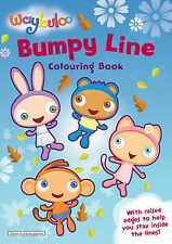 Waybuloo Bumpy Line Colouring Book, VARIOUS, New Book