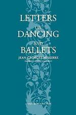 Letters on Dancing and Ballet,Jean Georges Noverre,New Book mon0000003026