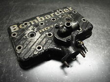 1994 94 SKI DOO ROTAX 583 SNOWMOBILE ENGINE MOTOR CYLINDER HEAD TWIN COVER