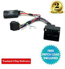 Pioneer Steering Control Adaptor CTSPG007.2 For PEUGEOT 207 208 307 308 407 3008
