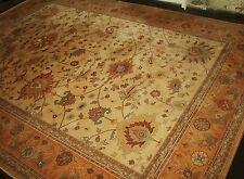 John Lewis EXTRA LARGE Persian WOOL Rug 12x9 AGRA Handmade Carpets Keshan Chic