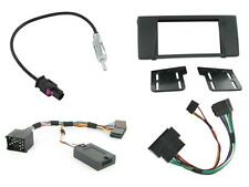 CTKBM04 BMW 5 Series E39 Double Din Car Stereo Fitting Kit & stalk control