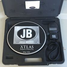 Just Better JB Atlas Refrigerant Charging Scale Weighs up to 200 lbs