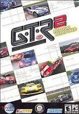GTR 2: Realism Redefined - PC, Good Windows XP, Windows 2000, Window Video Games