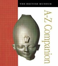 The British Museum A-Z Companion-ExLibrary