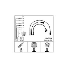 NGK RC-OP418 Ignition Cable Kit 0788