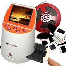 Super 20MP 7-In-1 Film to Digital Negative Converter Film Copier With LCD New