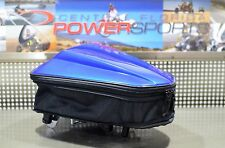 Genuine Yamaha Raven Blue Rear Seat Cowl Storage Bag 2015 YZFR3 R3