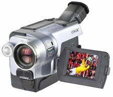 Sony 8mm Digital8 DCR-TRV250 Handycam Video Camcorder Player *WARRANTY*