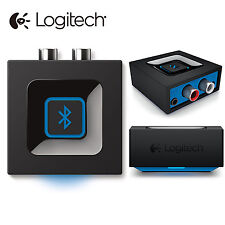Logitech Bluetooth Audio Wireless Speaker Adapter Receiver-New version