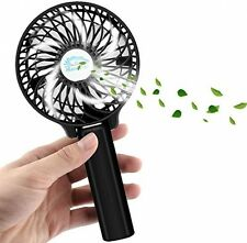 Bengoo Fan Portable USB Rechargeable Hand Handheld Mini Fan For Laptop Computer