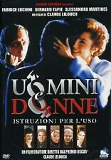 Uomini E Donne - Istruzioni Per L'Uso (1996) DVD