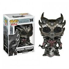Skyrim Daedric Warrior Funko Pop Figure #59 NEW